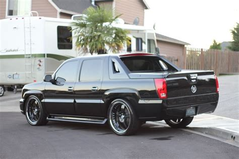 2003 Cadillac Escalade Ext by Fs Custom 2003 Cadillac Escalade Ext Low Clean Title