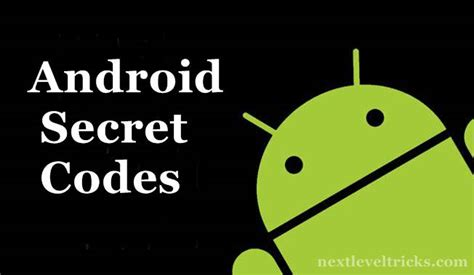 secret android codes android secret codes 2017 all codes list of