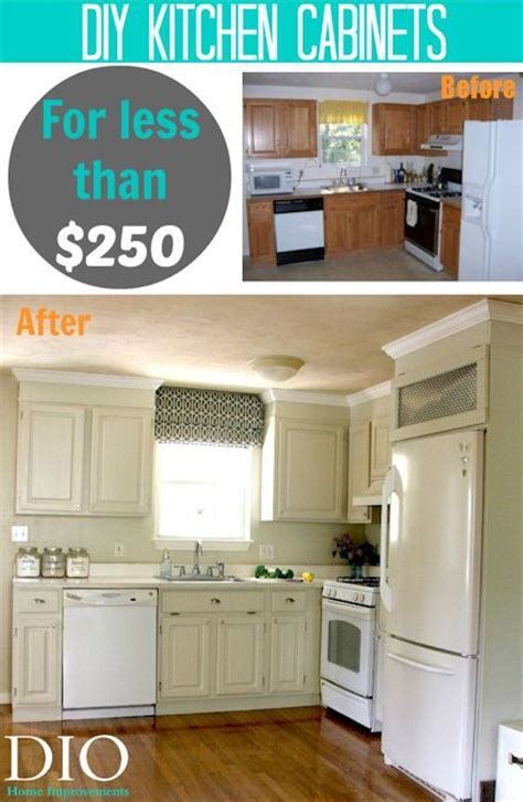 diy kitchen cabinets less than 250 dio home improvements diy kitchen cabinets less than 250 kitchen cabinet