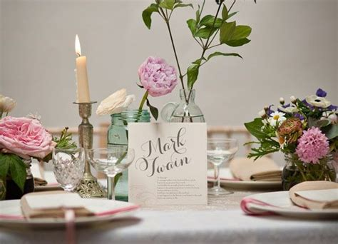 34 Brilliant Wedding Table Name Ideas OneFabDay com