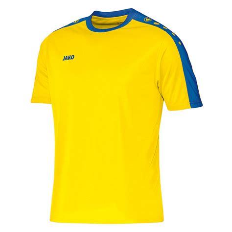 Finde deine adidas produkte in der kategorie: Jako Trikot Striker KA gelb/blau - Fussball Shop