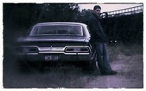 Supernatural screenshot - Dean Winchester/Impala by ...
