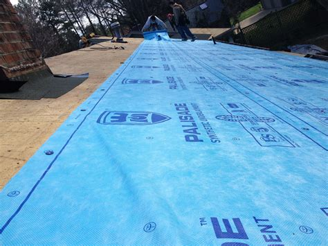 PALISADE Synthetic Roofing Underlayment  Our Roofs