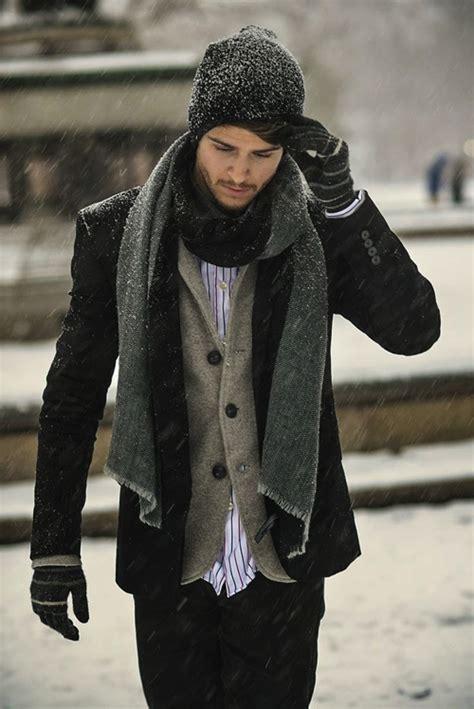 Menu0026#39;s Winter Fashion | Famous Outfits