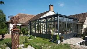 Veranda Style Atelier : esprit fer forg verre clair ~ Melissatoandfro.com Idées de Décoration