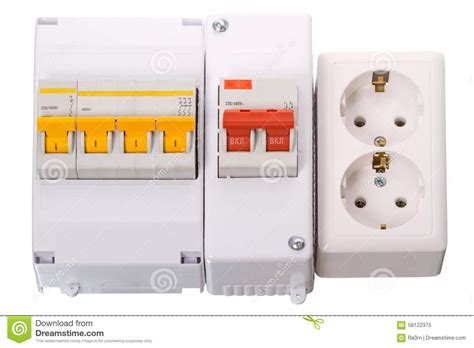 circuit breakers and electrical outlet stock of outlet fuse 58122375