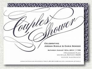 couples wedding shower invitation printable by With wedding invitation with photos of couples free