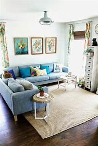 Renovierungsvorschläge Für Wohnzimmer : wohnideen wohnzimmer 39 ideen f r ein sommerliches flair im winter ~ Markanthonyermac.com Haus und Dekorationen