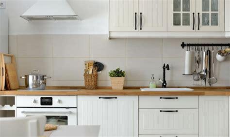 decoracion de cocinas de color blanco hogarmania