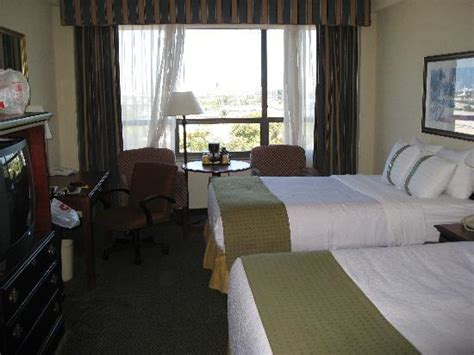 Bedroom, Looking Out Across To The Cruise Ship Terminal