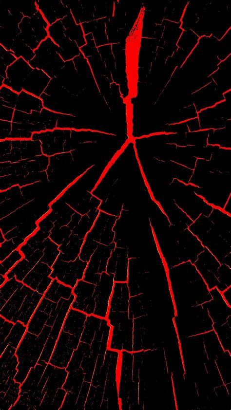 Black And Abstract Wallpaper by Wallpaper Cracks Black And Abstract 2880x1800 Hd