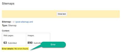 How Submit Xml Sitemap Google Bing Yandex
