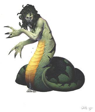 Gorgon | Monster Wiki | FANDOM powered by Wikia