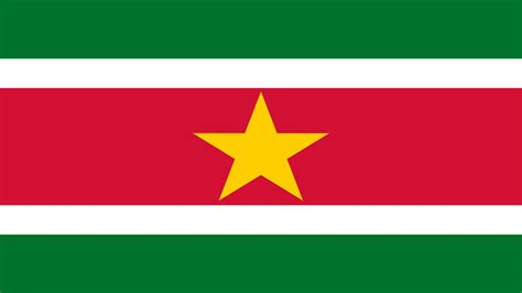 suriname flag wallpaper high definition high quality