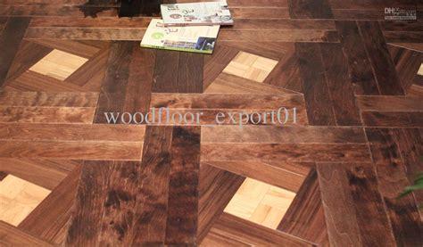 Solid Wood Flooring Herringbone Engineered Wood Floor