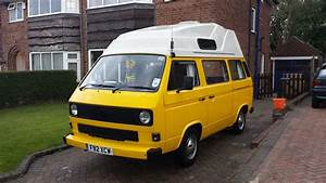 My 1989 Vw T25    T3 Hi Top Camper  With A 1 9td Aaz Engine