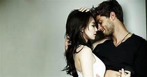 Shin Min Ah: Shin Min Ah and Jamie Dornan