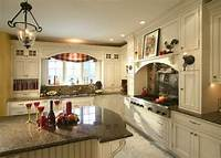 french country kitchen cabinets French Country White Kitchen Cabinets | Home Design and Decor Reviews