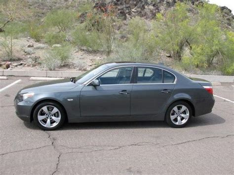 Bmw 525i 2005 by Bmw 5 Series 525i 2005 Auto Images And Specification