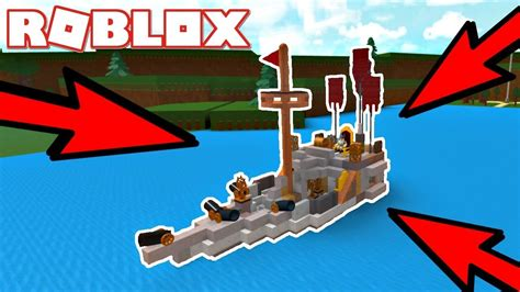 How To Build A Boat Roblox by The Craziest Boat Build A Boat For Treasure Roblox