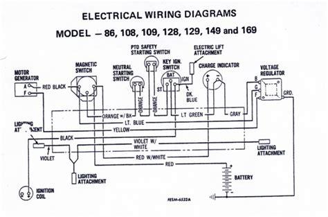 cub cadet wiring diagram for 129  pietrodavicoit diode