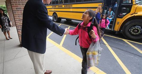 mundelein elementary students nervous excited