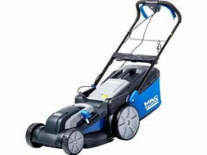 Tondeuse Electrique Mac Allister : mac allister 1600w rotary lawnmower coussin pour ~ Melissatoandfro.com Idées de Décoration
