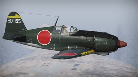 Mitsubishi Raiden by Mitsubishi J2m Raiden Wings Aircraft