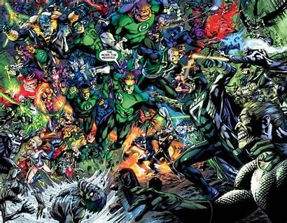Lantern Corps Wallpapers Comics