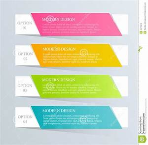 Modern Inforgraphic Template  Can Be Used For Banners