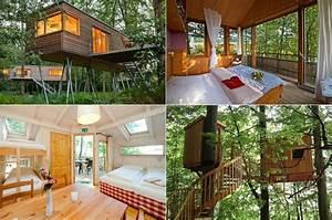 Baumhaushotel Baden Württemberg : die 24 sch nsten baumhaushotels in deutschland travelbook ~ Frokenaadalensverden.com Haus und Dekorationen