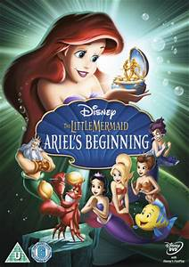 The Little Mermaid Arielu002639s Beginning Dvd Zavvicom