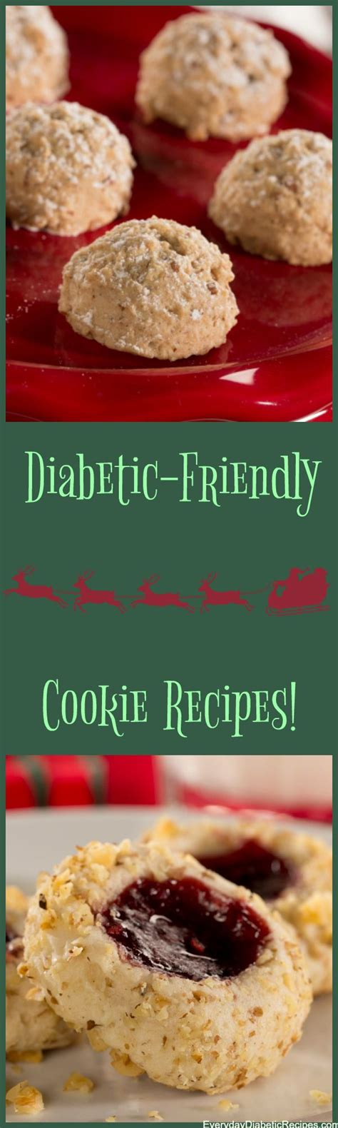 Find healthy, delicious diabetic cookie, bar and brownie recipes, from the food and nutrition experts at eatingwell. Diabetic Cookie Recipes: Top 16 Best Cookie Recipes You'll Love | Diabetic cookie recipes ...