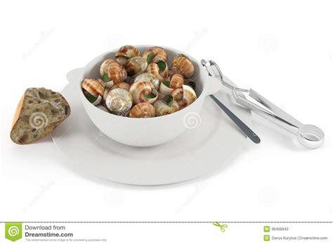 cuisine escargots cuisine française escargot photographie stock image
