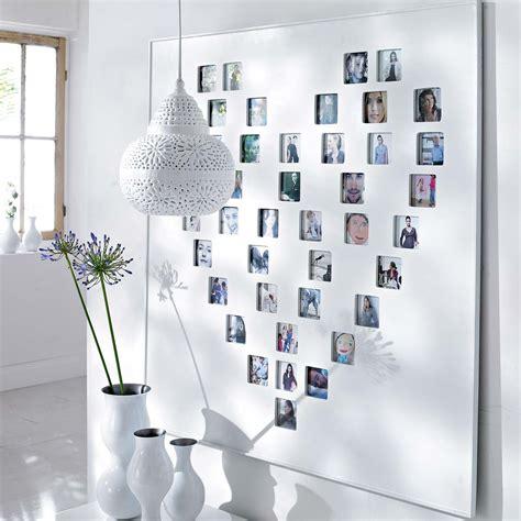 Weiße Bilderrahmen Auf Weißer Wand by Bilderrahmencollage In Wei 223 Impressionen Decoration