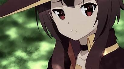 Megumin Konosuba Anime Kono Gifs Subarashii Ni