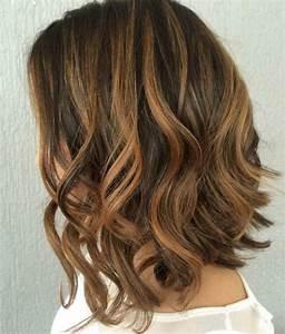 Quelle Couleur Faire Sur Des Meches Blondes : 1001 variantes du balayage caramel pour sublimer votre coiffure ~ Melissatoandfro.com Idées de Décoration