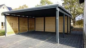 Haus Mit Doppelcarport : die besten 25 doppelcarport metall ideen auf pinterest ~ Articles-book.com Haus und Dekorationen