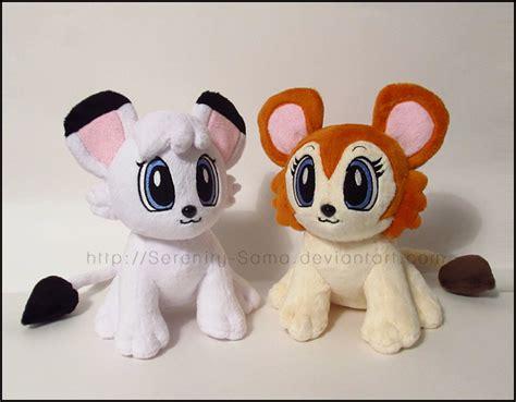 Kimba And Kitty By Serenity-sama On Deviantart