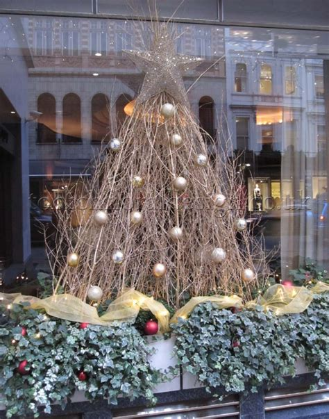 the beauty of the christmas tree incorporating floral