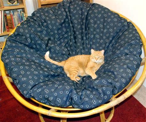 slipcover   papasan chair cushion