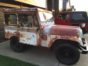 postal jeep for sale postal jeep dj 5d 1976 rhd patina galore for sale photos