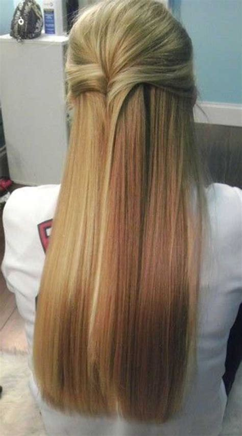 straight wedding hairstyles ideas  pinterest
