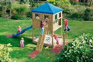 Kinder Spielturm Garten : spielturm und kletterum kindertr ume f r den garten winnetoo ~ Whattoseeinmadrid.com Haus und Dekorationen