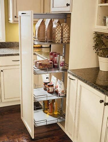 kitchen cabinet space saver ideas 30 space saving ideas and smart kitchen storage solutions 7956