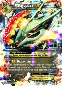 M Rayquaza EX by aschefield101 on deviantART | Pokemon ...