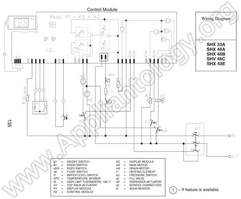 bosch dishwasher wiring diagram the appliantology gallery appliantology org a master