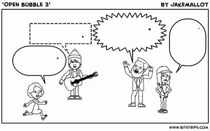 Speech Bubbles Writing Help Using Comic Skills