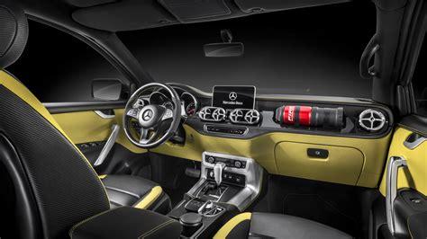 Mercedes X Class Interior by 2017 Mercedes Concept X Class Interior