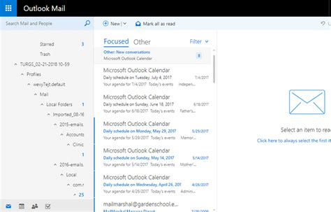 Office 365 Mail Thunderbird by Convert Thunderbird To Office 365 Outlook Exchange